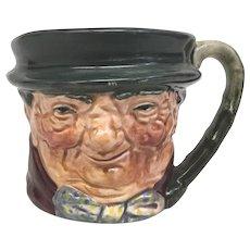 Royal Doulton. Tony Weller toby mug. collectible