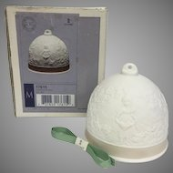 "Elegant Lladrò ""Fall Bell"" Ornament **With Box** (OTH10235)"