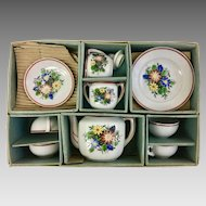 Rare Flower Toy China Tea Set (OTH10238)