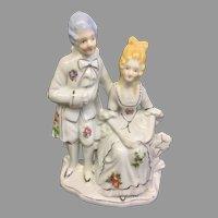 Antique British Figurines (Made in Japan) (OTH10250)