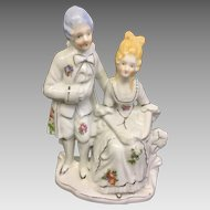Antique British Figurines (Made in Japan) (OTH10250)