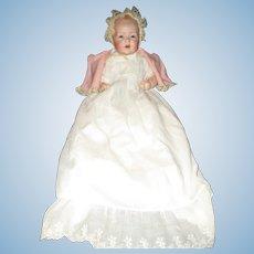 """14"""" Antique Kestner Baby Doll Incised Hilda"""