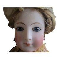 "19"" Antique DeHors French Fashion Doll All Original"