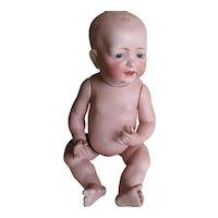 """10"""" Antique All Bisque Kestner Baby Doll"""