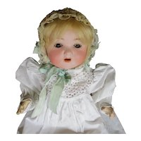 """13"""" Antique Armand Marseille German Character Baby Doll"""
