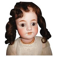 21'' Antique Simon & Halbig Doll Model No. 550 Marked Head & Body