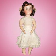 "15"" Antique Heubach Koppelsdorf Doll Model #250"