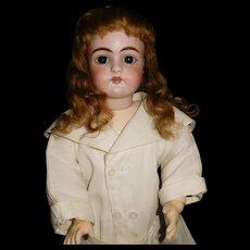 "18"" Antique Handwerck German Doll Model # 79"