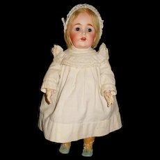 "16"" Antique Kestner Character Doll Model #257 Toddler With Great Toddler Body"