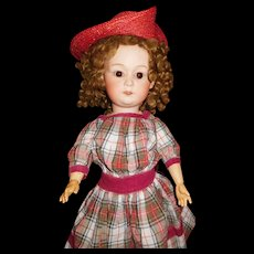 """20"""" Antique Heubach Character Doll Model #8192"""