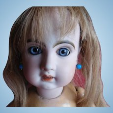 """23"""" Antique Lovely Jumeau Doll - Ready To Drss - AS IS"""