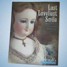 Last Loveliest Smile Theriault's Auction Catalog from October 2009
