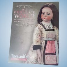 In A Perfect World Theriault's Auction Catalog from October 23, 2010