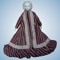Wonderful Wrap Dress for Antique China Head Doll