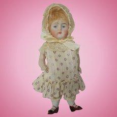Antique All Bisque Kestner 130 Doll