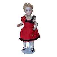 Antique Simon & Halbig All Bisque Mignonette Doll