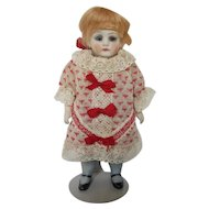 Antique All Bisque 424 Doll