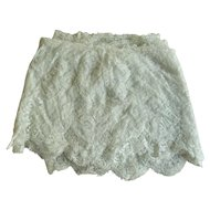 "39"" of Edwardian Era Lace for Dolls"