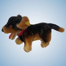 Vintage Steiff German Shepherd Puppy Dog