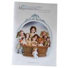 Mesdemoiselles Mignonettes - Doll Book by Agatha Philip