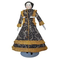 Dress for Antique China Head Doll