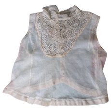 Young Woman's Antique Fine Lace Insert for Dress