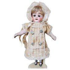 Dress and Bonnet for Antique All Bisque Mignonette Doll