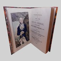 'The Loss of the Royal George'- a book detailing the sinking of the ship in 1782.