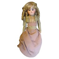 "Kestner German bisque 17"" Doll"