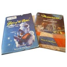 Pair of Mr. Do & Mr. Don't Books for Children.