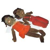 Norah Wellings rare TWIN dolls