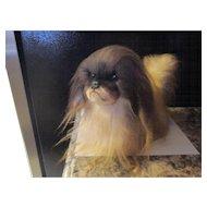 Vintage Mohair Pekinees K.T. Pets knickerbockers pet