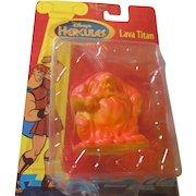 Disney Hercules Lava Titan NIB