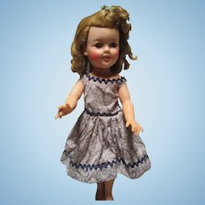 Vintage Shirley Temple rubber doll