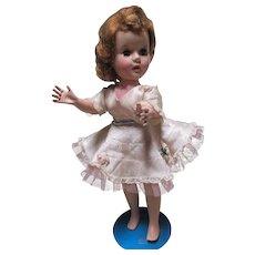 "Vintage hard plastic 14"" A.C. Sweet Sue doll"