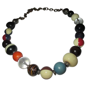 Necklace by Twinkle by Wenlan designer