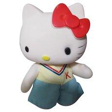 Hello Kitty marked 1974-1984 Sanrio.