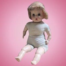 """Vintage Ideal/Spiegel Tickletoes 24"""" Doll"""