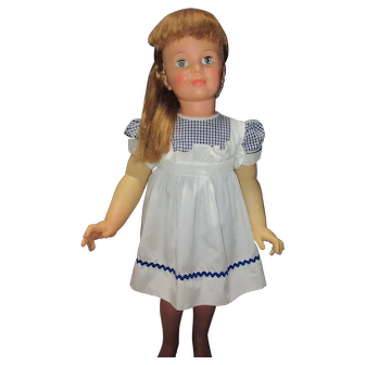"Vintage 35"" Patti Playpal Ideal Doll 1959-1961"