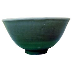19th Century Chinese Celadon Rice Bowl