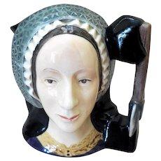 Royal Doulton Anne Boleyn Toby Mug/Jug