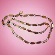 Vintage Pierre Cardin Necklace, Ca 1960s/70s