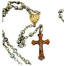 Child's Vintage Rosary