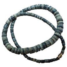Classic Southwestern Heishi Shell Necklace