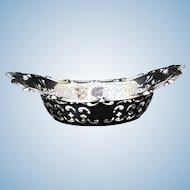 Vintage Sterling Silver Gorham Basket