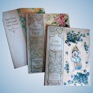 Three Children's Books, Ca 1900