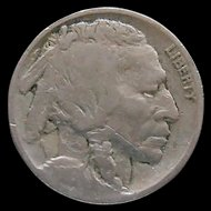 1916-D Early Date Buffalo Nickel Book Nice