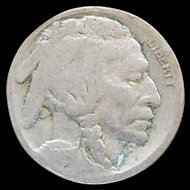 1916-S Early Date Buffalo Nickel Book Nice