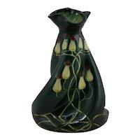 Riessner, Stellmacher & Kessel 'Amphora' Turn-Teplitz, Bohemia Vase c1900