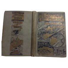 1889 Salesman Sample Book: The Johnstown Horror or Valley of Death